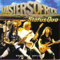 Cover der Südafrika-CD 'Master of Rock'